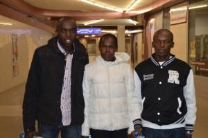 Елитни кенийци за маратонa Варна