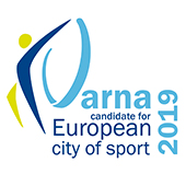 Varna - candidate of European city of sport 2019